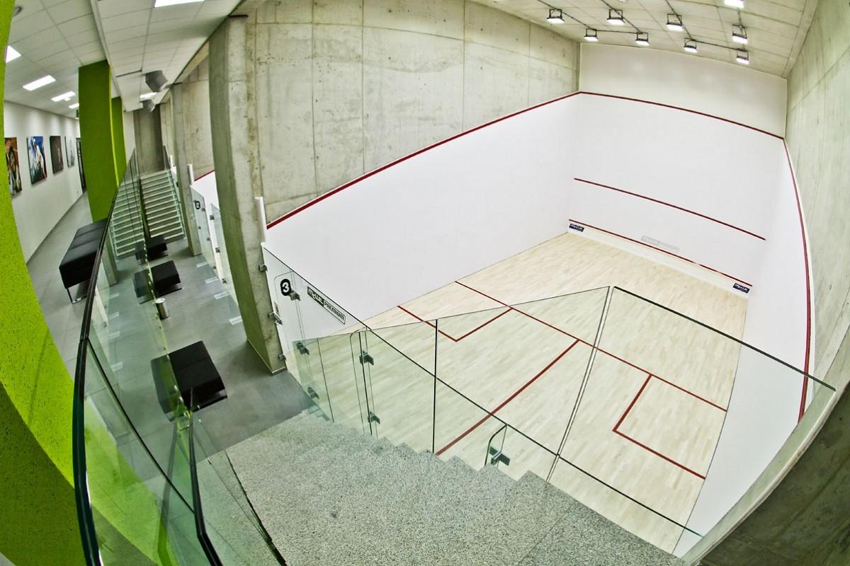 Squash w cenie